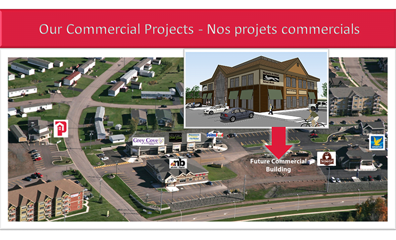 commercial land developement